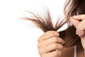 Zdravé vlasy po lete