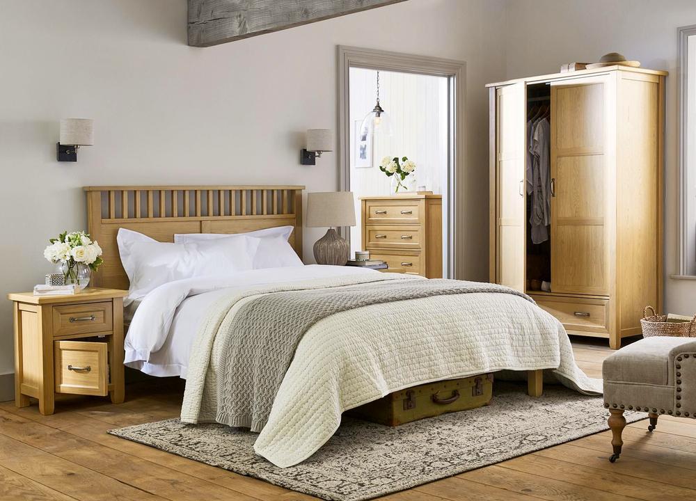 Spálňa, do ktorej sa budete každý večer tešiť