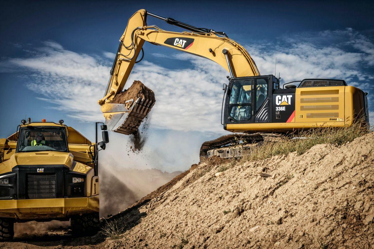 5 dôvodov, prečo staviť na stavebné stroje z požičovne